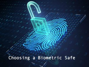 How to Select the Best Biometric Gun Safe
