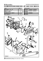 Mccullochpower Mac 301 Chainsaw Repair Manual Free