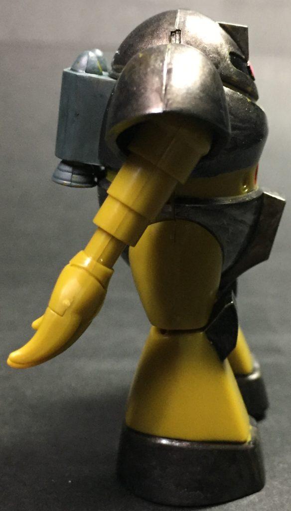 ガンプラコレクション gunpla collection 1/288 ゴッグ gogg MSM-03 腕部 arm