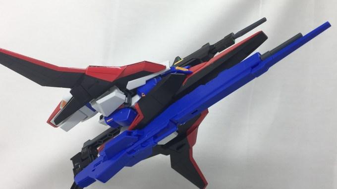 1/144 HG MSZ-006 ゼータガンダム ウェイブシューター ZETA GUNDAM WAVESHOOTER