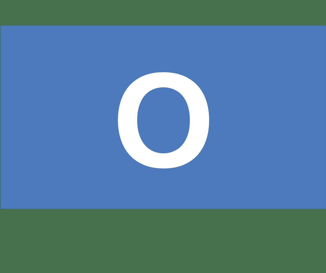 8 O 酸素 Oxygen 元素 記号 周期表 化学 原子