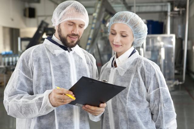 工場 製造 ISO