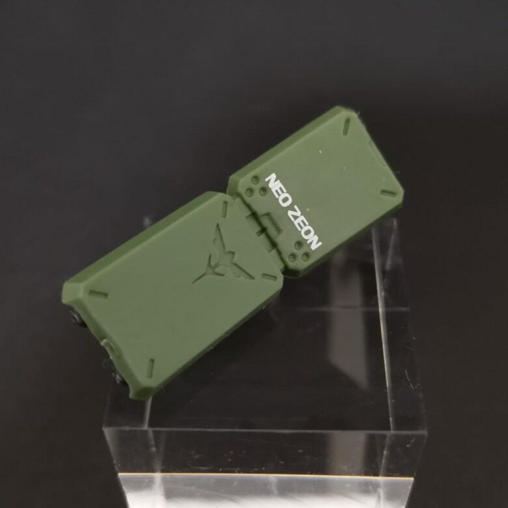 mobile suit ensemble(モビルスーツアンサンブル) 7.5のギラドーガ(マーキングプラス)のシールドの画像