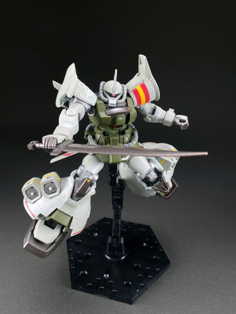 HG 1/144 グフ・フライトタイプ