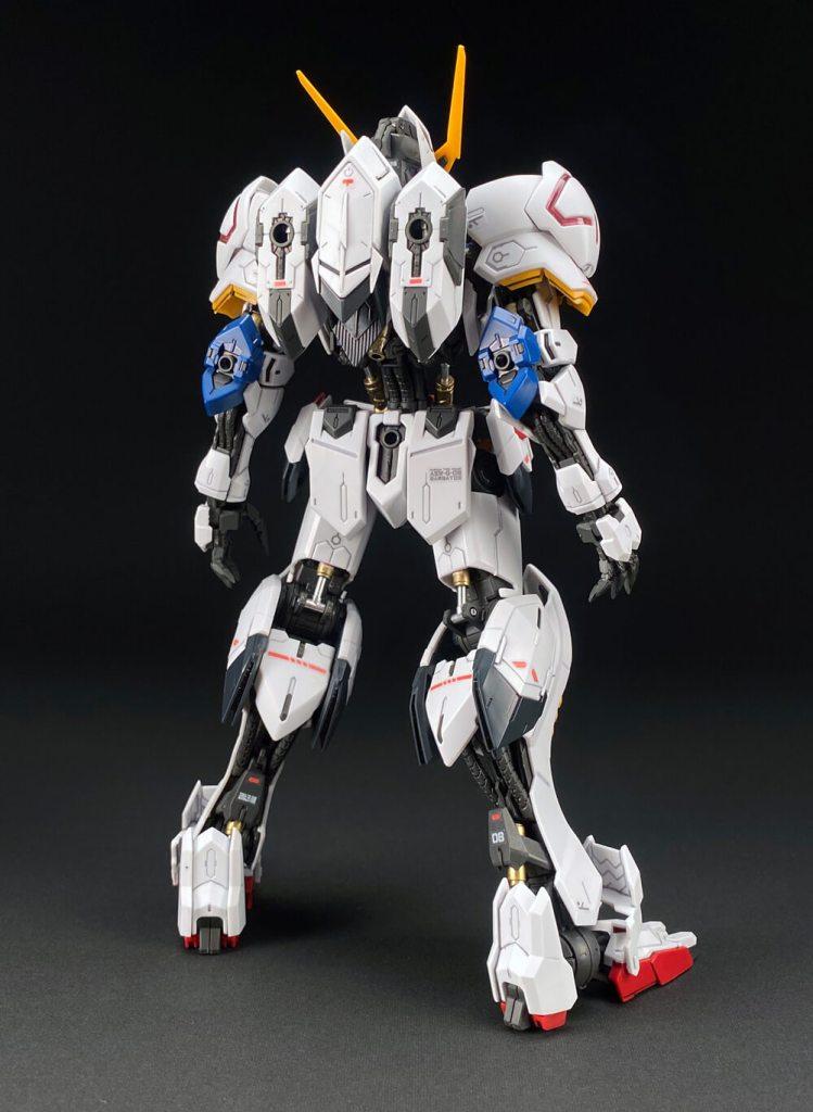 MG 1/100 ガンダムバルバトス