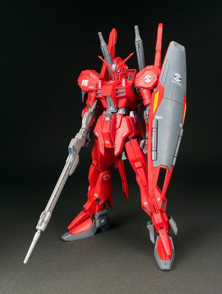 RE/100 1/100 ガンダムMk –III 8号機