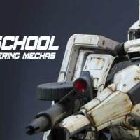 GUNDAM SCHOOL MASTERCLASS WEATHERING MECHAS SAB 27 FEB 2016
