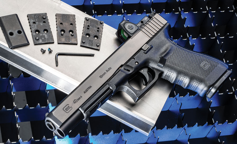 glock 40 mos review
