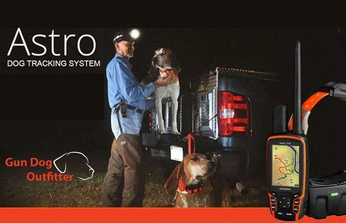 Garmin Astro 320 Dog Tracking System