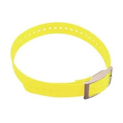 Garmin Colar Strap - Yellow|gun dog outfitter.com
