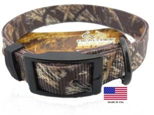 Realtree Max 4 Camo Dog Collars Dog Leads Made in USA