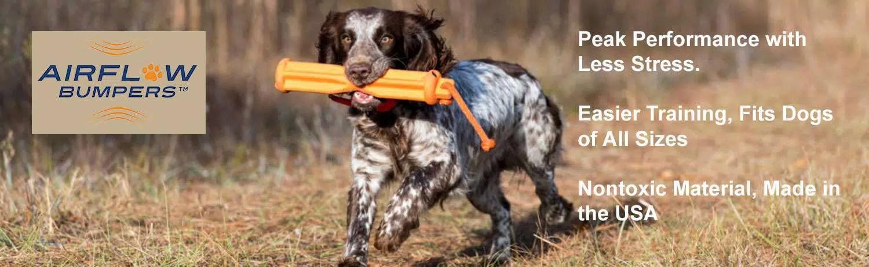 Air Flow Dog Bumper Spanial