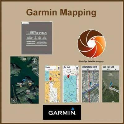 Garmin Mapping