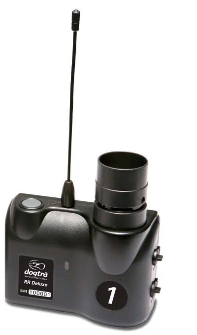 Dogtra Deluxe RR Extra Receiver | gun dog outfitter | gundogoutfitter.com