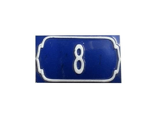 5x10 Kapı Numarası
