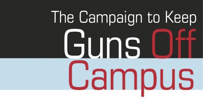 Legal Memorandum from the Campaign to Keep Guns Off Campus