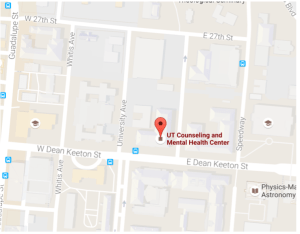 UT Counseling and Mental Health Center