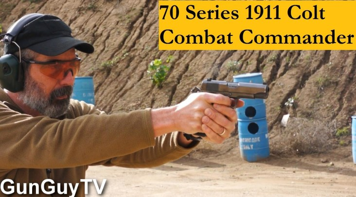 70 Series Colt Combat Commander