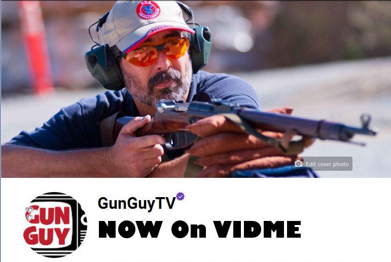 GunGuyTV on Vidme