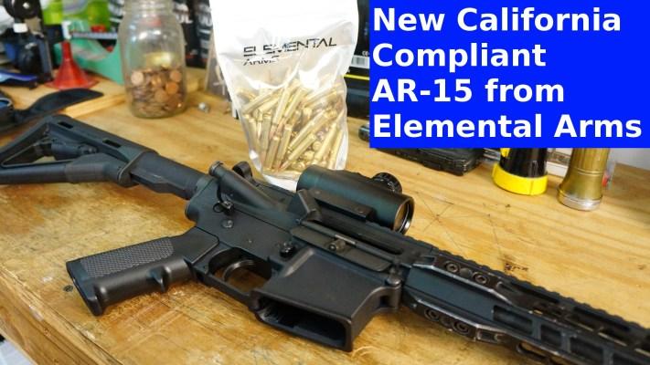 Elemental Arms AR-15