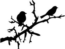 #16 Slog sig ned på en gren #Blogg100