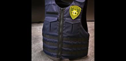 Corrections Armor Carrier