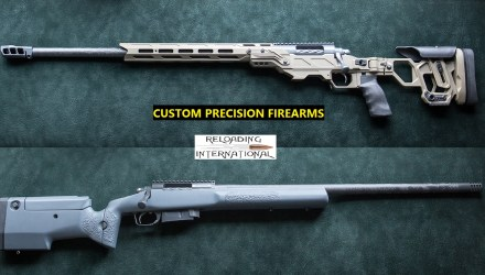 Custom Precision Firearm