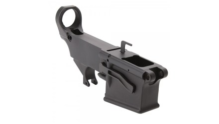 AR-9 9MM 80% Lower Receiver