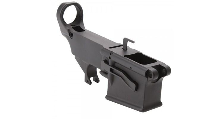 AR-9 9MM 80% Lower Receiver