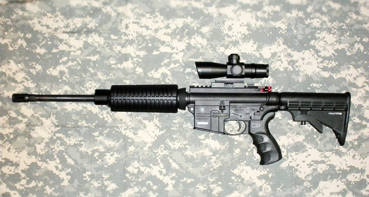 S&W M&P 15-22 Drop-In Handguard Conversion Kit