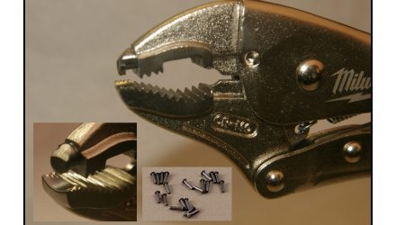 Remington 700 Extractor Rivet Tool