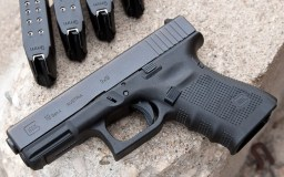 The latest version of the glock 19.