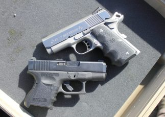 Glock and Colt