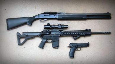 3 Gun Competition