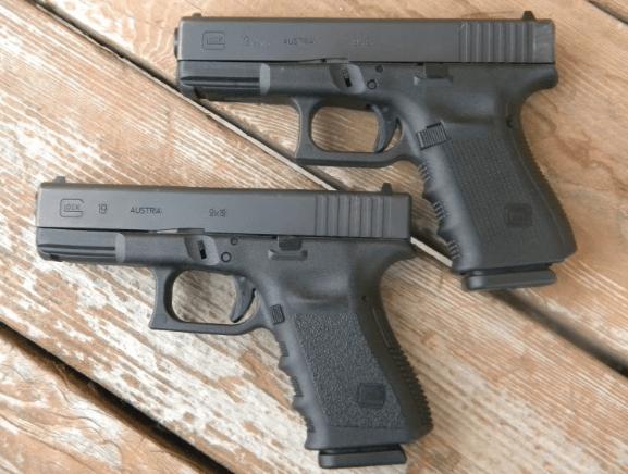 Glock 19 Gen 3 VS Gen 4 Review
