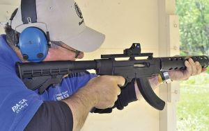 SR-22 Rifle