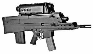 ZH 05 rifle