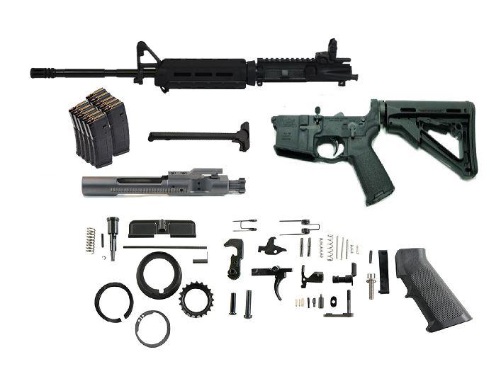 PSA Custom AR