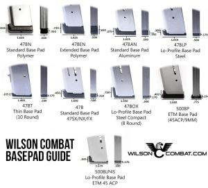 wilson mags