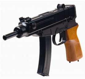 Scorpion machine pistol