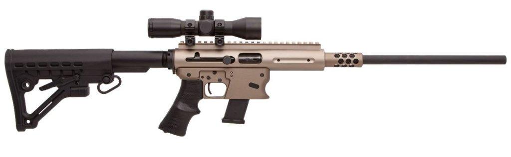 Aero rifle tan