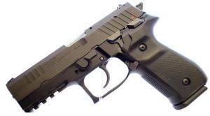 Rex Zero pistol