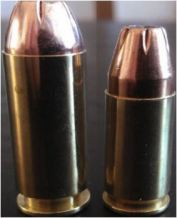 10mm vs 9mm rounds