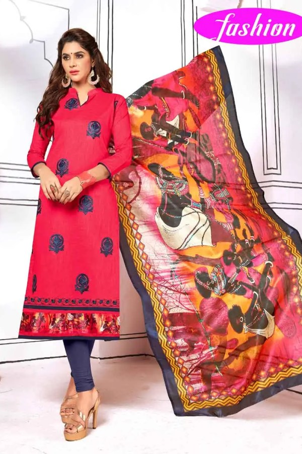 Cotton Salwar Kameez Online India