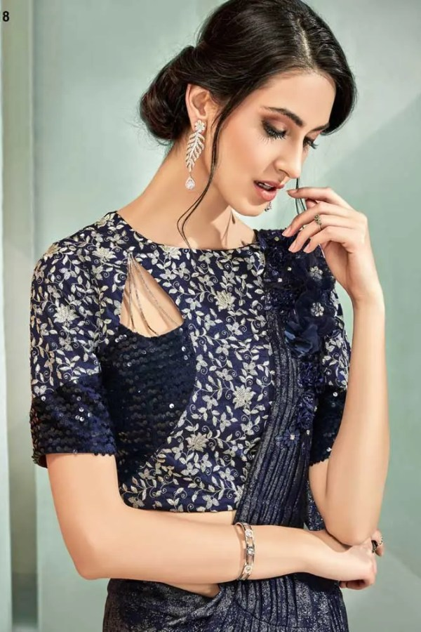 Latest Saree Blouse Patterns