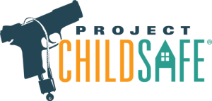 Project ChildSafe logo advocating gun locks for safety