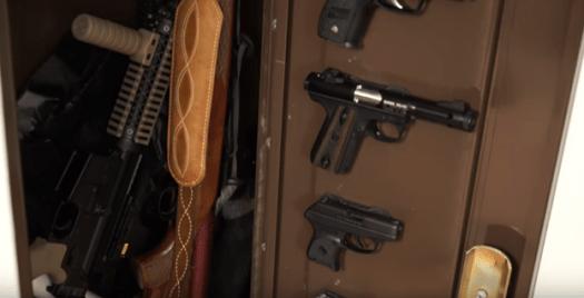 How To Organize Your Gun Safe And Maximize Gun Safe Space Gun Custom Gun Safe Magnetic Magazine Holder