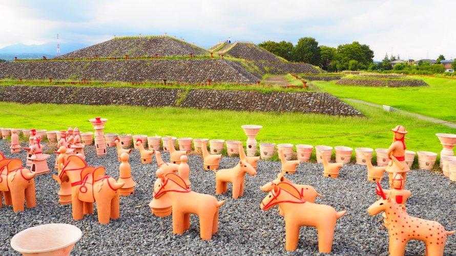 上毛野はにわの里公園はドラクエのダンジョン感溢れる古代遺跡!【群馬】おすすめスポット