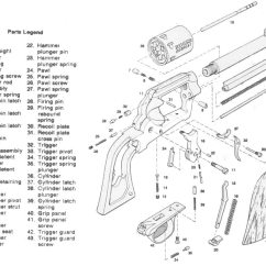 Ruger Pistol Parts Diagram Teejet Flow Meter Wiring Colt Detective Special Gp100