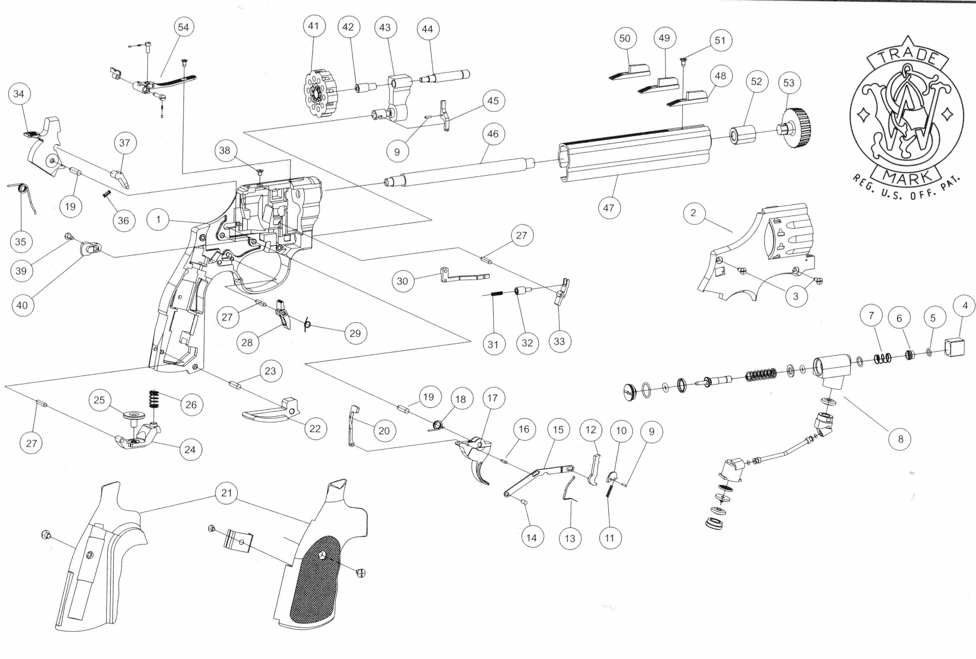 sig sauer 1911 parts diagram johnson controls a419 wiring mosquito schematic p220 elsavadorla